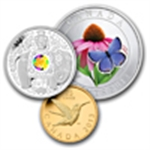 Latest Releases (Royal Canadian Mint) 2014 - 2013